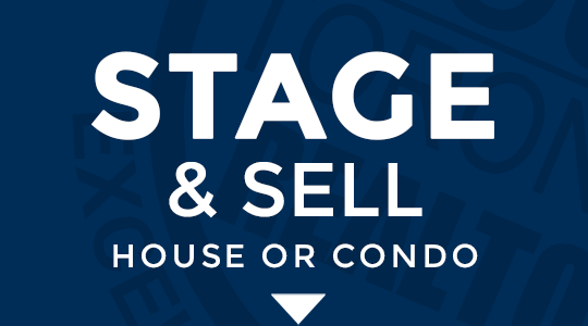 Stage & Sell