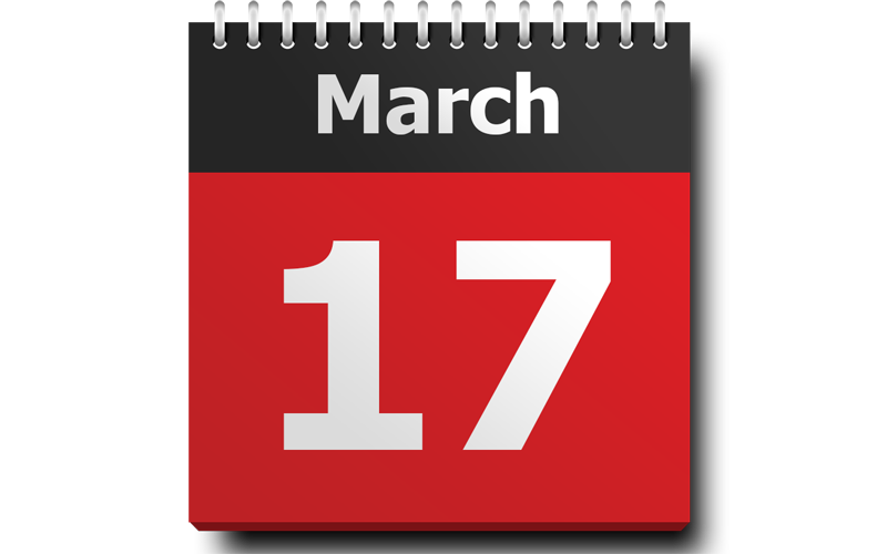 Why mortgage before March 17th?