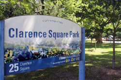 Clarence Square Dog Park