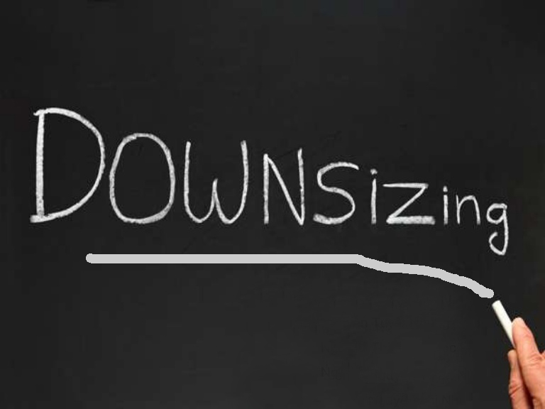 Thinking of downsizing? NOW IS THE TIME!