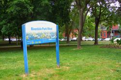 Riverdale West Dog Park