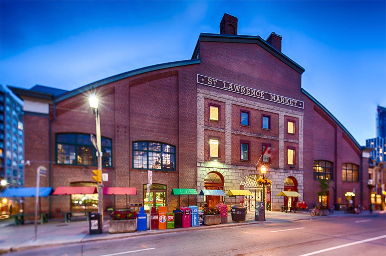 St. Lawrence Market Homes for Sale